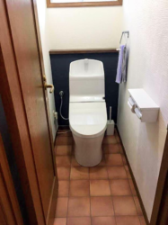 こだわりのトイレ空間♪