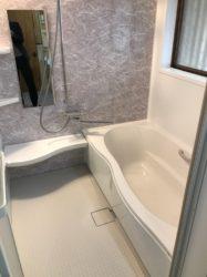 広い浴槽♪