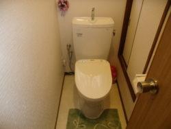 こだわりのTOTOトイレ