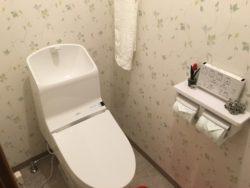狭くて寒いトイレを快適空間に♪