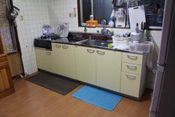 ブロックキッチン本体だけ交換もできます!