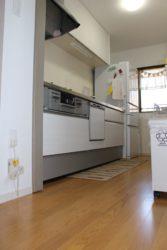食洗器付きのキッチンで、家事の時間短縮♪