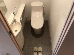 トイレを一新!