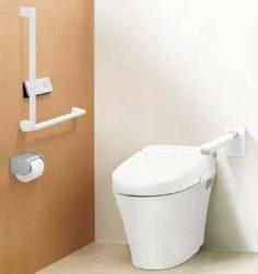 手すり一つで快適トイレへ!【広島市 安佐南区 安佐北区】