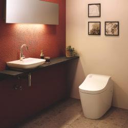 主婦目線から見た素敵なトイレ パナソニック アラウーノL150【広島市 安佐南区 安佐北区】
