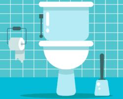 2Fトイレの修理は寒くなる前に・・・! 【広島市 安佐南区 安佐北区】