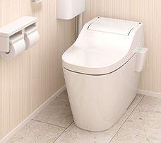 お掃除簡単&清潔トイレのご紹介【広島市 安佐南区 安佐北区】