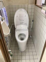 お得!和式→洋式トイレ!